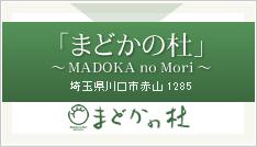 埼玉県川口市の永代供養墓「まどかの杜」